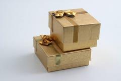 кольцо коробок Стоковая Фотография RF