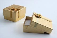 кольцо коробок Стоковая Фотография