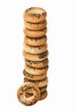 кольцо мака хлеба Стоковые Фотографии RF
