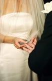 кольцо обменом Стоковая Фотография