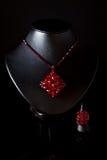 кольцо ожерелья Стоковые Изображения