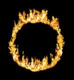 кольцо пожара Стоковое Изображение