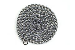 кольцо сложенное цепью длиннее Стоковое фото RF