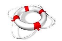 кольцо спасательного жилета Стоковое Изображение RF