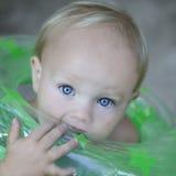 кольцо томбуя младенца стоковое изображение