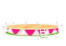 кольцо цирка Стоковые Фотографии RF