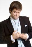 кольцо человека Стоковые Фотографии RF