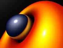 кольцо шарика Стоковое Изображение RF