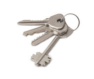 кольцо 2 4 ключей Стоковые Фотографии RF