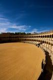 кольцо ronda Испания espa быка стоковые фото