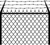 колючая цепь Стоковое Изображение