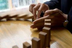 команда дела проекта плана и риска концепции дела работает Стоковое Изображение
