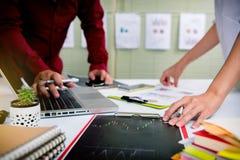 команда деловой встречи Инвестор фото профессиональный работая новый s Стоковые Изображения