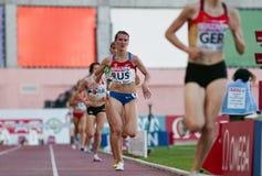 команда европейца чемпионата атлетики Стоковая Фотография RF