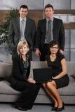 команда портрета офиса дела Стоковые Фото