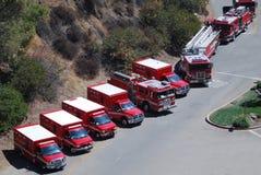 Команда чрезвычайной помощи Стоковое Фото