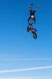 КОМАНДА Moto-X фристайла MX13/METAL MULISHA, загиб, ИЛИ Стоковое Фото