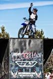 КОМАНДА Moto-X фристайла MX13/METAL MULISHA, загиб, ИЛИ Стоковое Изображение RF