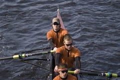 команда texas rowing mens hotc Стоковое Изображение
