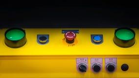 Командный выключатель Стоковое фото RF