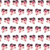 Командос piggy - картина 01 стикера бесплатная иллюстрация