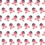 Командос piggy - картина 05 стикера бесплатная иллюстрация