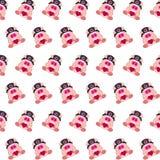 Командос piggy - картина 13 стикера бесплатная иллюстрация