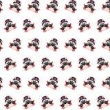 Командос piggy - картина 16 стикера бесплатная иллюстрация