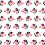 Командос piggy - картина 24 стикера бесплатная иллюстрация