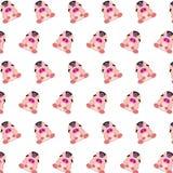 Командос piggy - картина 27 стикера бесплатная иллюстрация