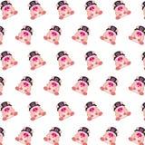 Командос piggy - картина 35 стикера бесплатная иллюстрация