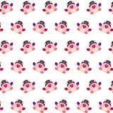 Командос piggy - картина 38 стикера иллюстрация штока