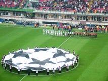 команды представления Стоковое Изображение RF