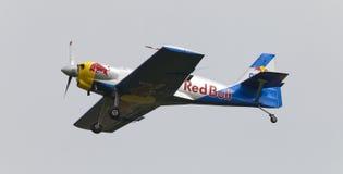 Команда аэробатик быков летания на Airshow Стоковые Фото