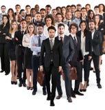 Команда дела корпоративная стоковая фотография rf