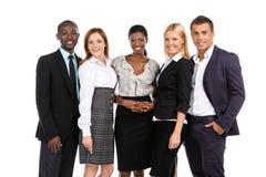 Команда дела успеха стоковая фотография rf
