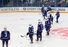 Команда мечты SKA Стоковая Фотография