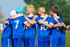 Команда спорта ребенка Стоковое Фото