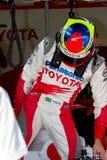 Команда Тойота F1, Рикардо Zonta, 2006 Стоковые Изображения