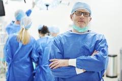 Команда хирургов Стоковая Фотография RF