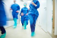 Команда хирургов Стоковое Изображение RF