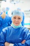 Команда хирургов Стоковая Фотография