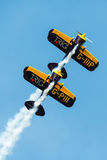 Команда Trig пилотажная Стоковые Изображения