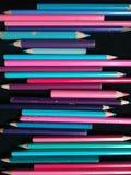 Комбинация карандаша Стоковое Фото