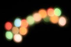 комета рождества Стоковые Фото