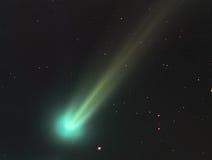 Комета Lovejoy стоковое изображение
