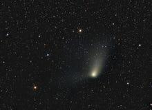 Комета Panstarrs стоковое изображение