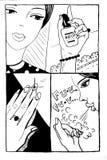 комиксы Стоковые Фотографии RF