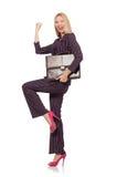 Коммерсантка женщины Стоковое фото RF