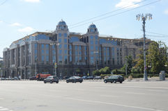 Коммерция и деловый центр Novinsky стоковое изображение